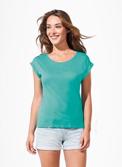 Женская футболка Sol's Melban