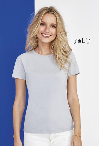 Женская футболка Sol's Regent Women